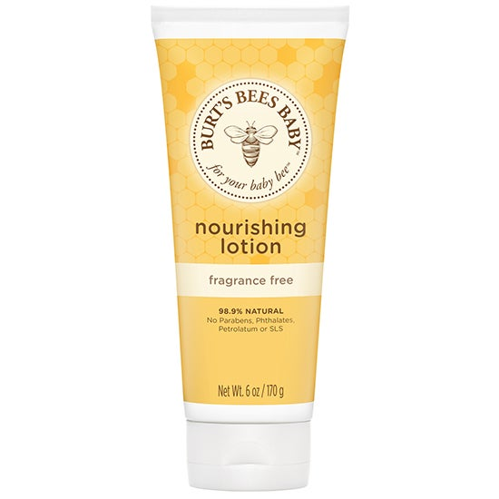 Baby Bee Nourishing Lotion – Fragrance Free