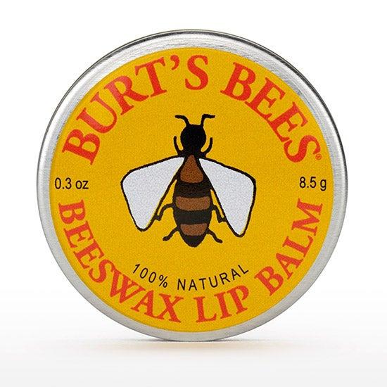 Bálsamo labial con cera de abejas - Lata