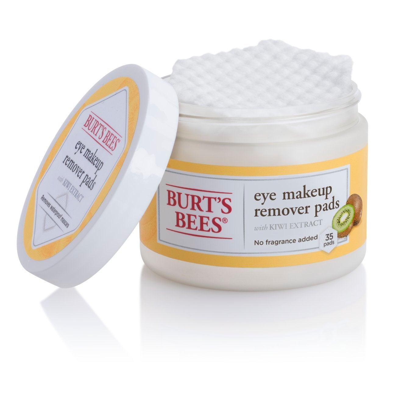 Toallitas Desmaquillantes para Ojos - Burt's Bees® Eye Makeup Remover Pads