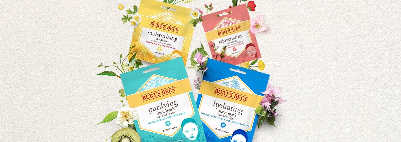 ¡Elige tu Máscara Burt's Bees!